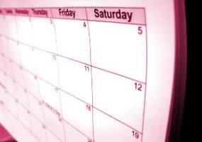 Dog Pregnancy Calendar